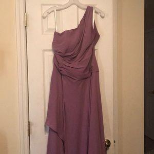 David Bridal Wisteria formal dress size 14